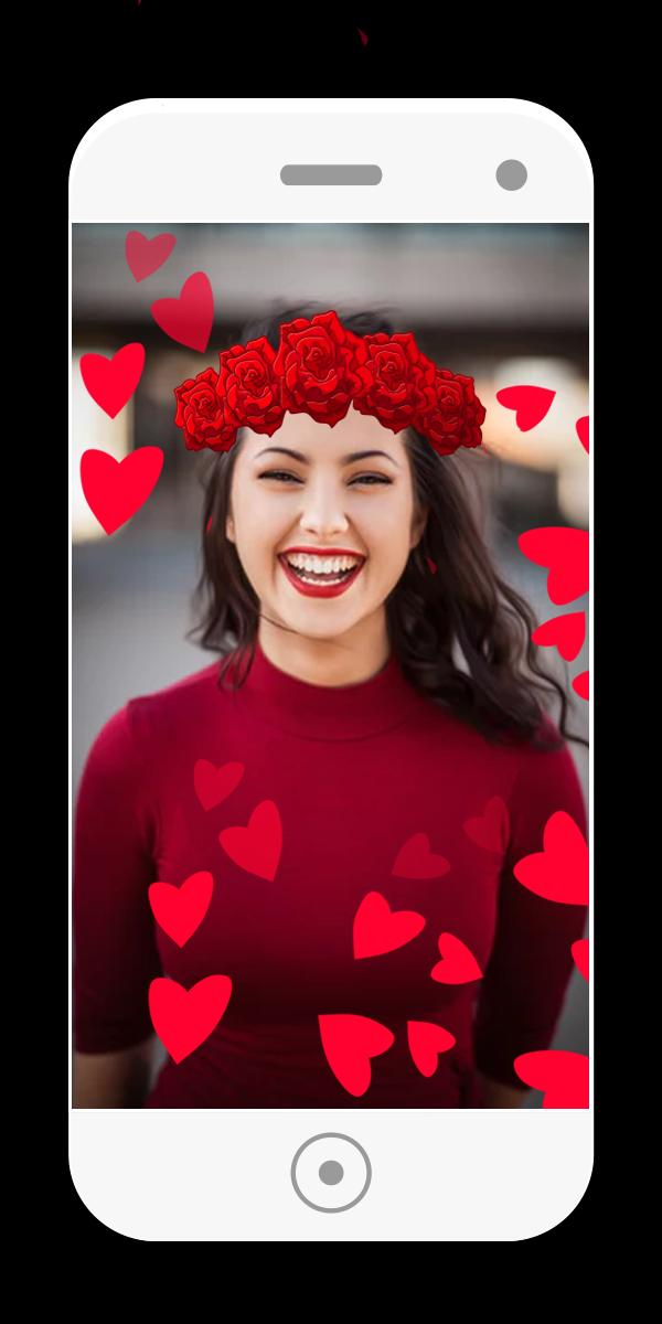 Heart Crown Filter- Photo Booth for Android - APK Download