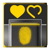 Pulse Heart Rate Checker Prank icon