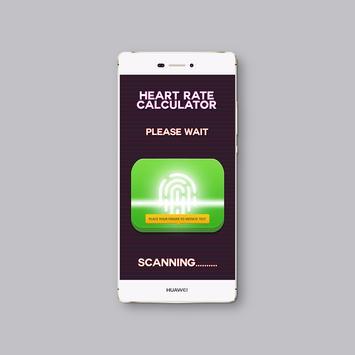 Heart Rate Beat Checker Prank screenshot 5