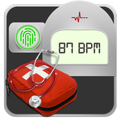 Heart Rate Beat Checker Prank icon