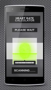 Heart Rate Pulse Checker Prank screenshot 2