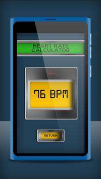 Heart Rate Beat Checker Prank screenshot 3