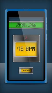 Heart Rate Beat Checker Prank screenshot 6