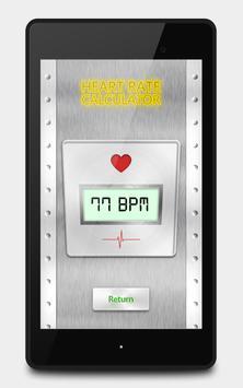 Heart Rate Pulse Checker Prank screenshot 6