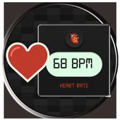 Pulse Heart Rate Spo2 Prank icon