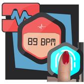 Heart Pulse Rate Spo2 Prank icon