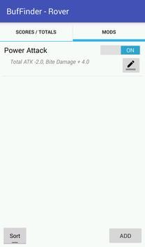 BufFinder screenshot 3