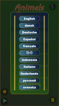 Animal and Birds Multilanguage screenshot 1