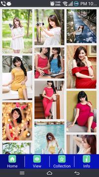 Sexy-Beautiful Girls Wallpaper screenshot 1