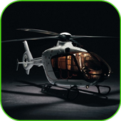 Helicopter 3D Video Wallpaper icon
