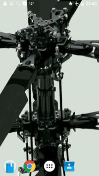Helicopter 3D Video Wallpaper apk screenshot