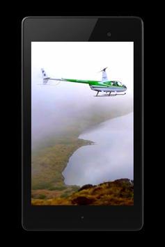 Helicopter Video Wallpaper apk screenshot