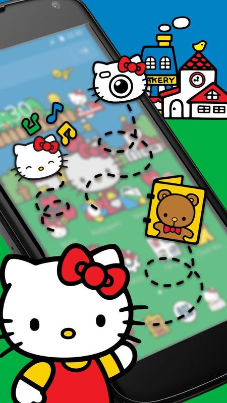 Hello Kitty Launcher For Android Apk Download