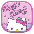 Hello Kitty CM Launcher Theme