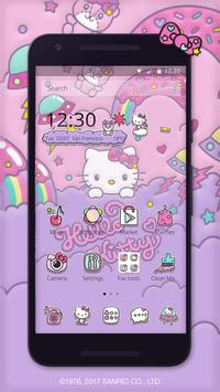 Hello Kitty Cm Launcher Theme For Android Apk Download
