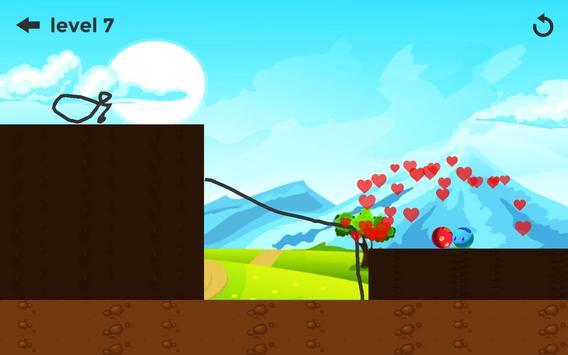 Balls Bumper - Draw Lines Game screenshot 3