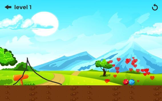 Balls Bumper - Draw Lines Game screenshot 1