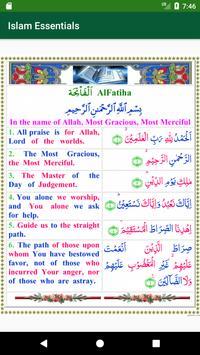 Islam Essentials apk screenshot