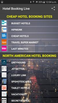 Hotel Booking - Worldwide screenshot 3