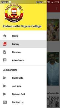 Padmavathi Degree College screenshot 1