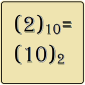 Convert Number Base, Code+ Arithmetic icon