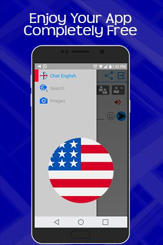 Chat English Free: Talkenglish App - Room Chat for Android - APK