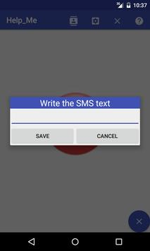 Help_Me Safety App apk screenshot