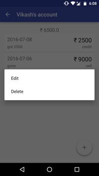 Smart Accounting apk screenshot