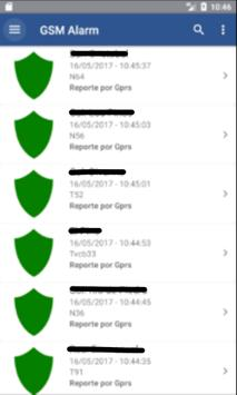 GsmAlarmOnline screenshot 2