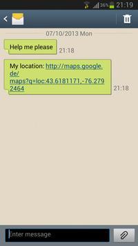 Call for help - Rescue apk screenshot