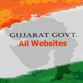 Gujarat Govt. Websites icon