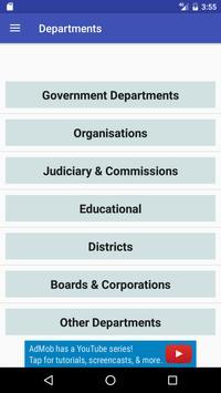Karnataka Govt. Websites screenshot 1