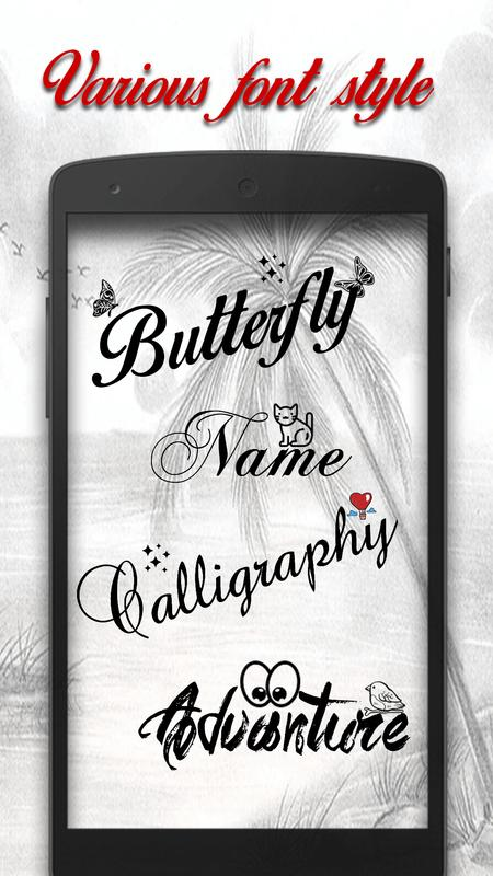 Calligraphy name art apk download gratis alat apl untuk
