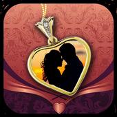 Love Locket Photo Frame icon