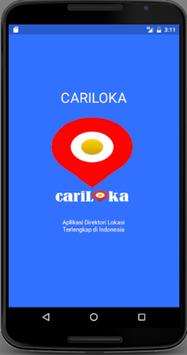 CARILOKA apk screenshot