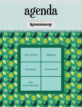 Kraamzorg Agenda apk screenshot