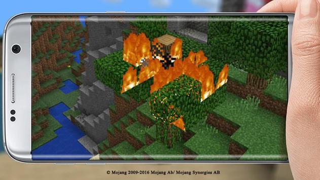 herobrine mod for minecraft pe apk download free entertainment app