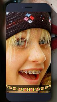 Real Braces Booth Photo Editor poster