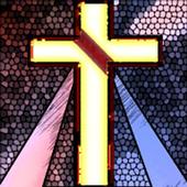 The Chaplet of Divine Mercy icon