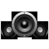 Speaker Booster Black Edition icon