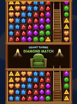 2 Schermata partita di ghost house diamond