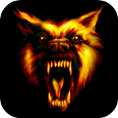 Hell hound Video Wallpaper icon