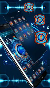 Tech Mechanic Theme apk screenshot