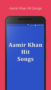 Aamir Khan Hit Songs poster