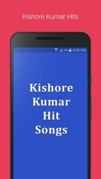 Kishore Kumar Hit Songs poster