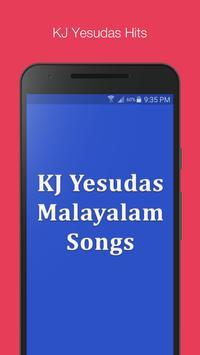KJ Yesudas Malayalam Songs poster