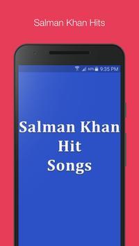 Salman Khan Hit Songs poster