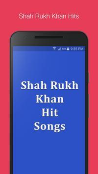 Shah Rukh Khan Hit Songs poster