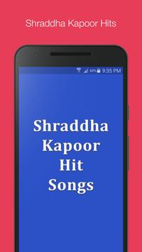Shraddha Kapoor Hit Songs poster