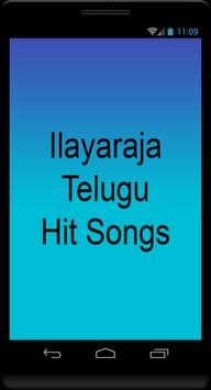 Ilayaraja Telugu Hit Songs poster